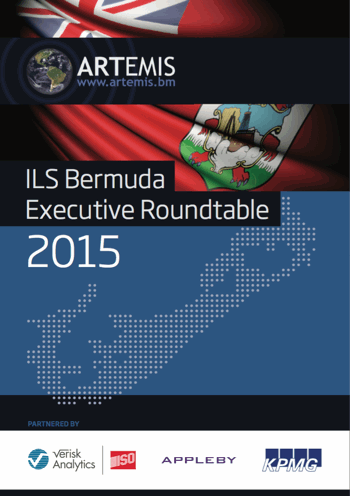 Artemis ILS Bermuda Executive Roundtable 2015