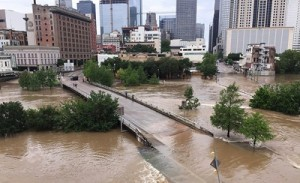 Houston, Texas flooding