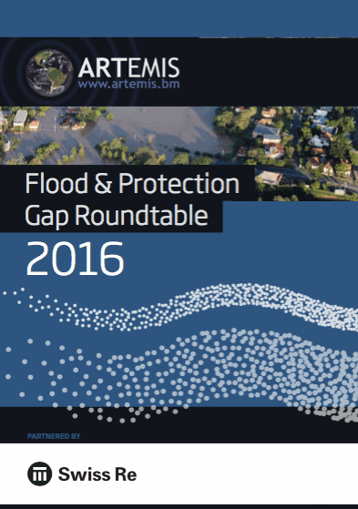 Artemis Flood & Protection Gap Executive Roundtable 2016