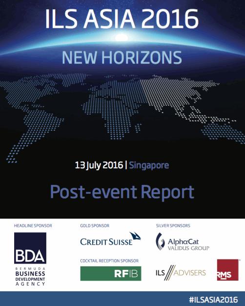 Artemis ILS Asia 2016 post-event report