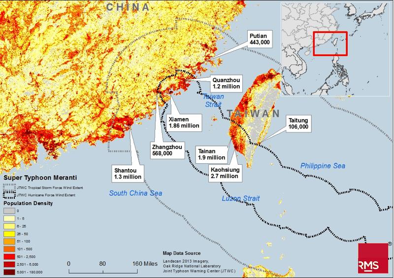 Super typhoon Meranti