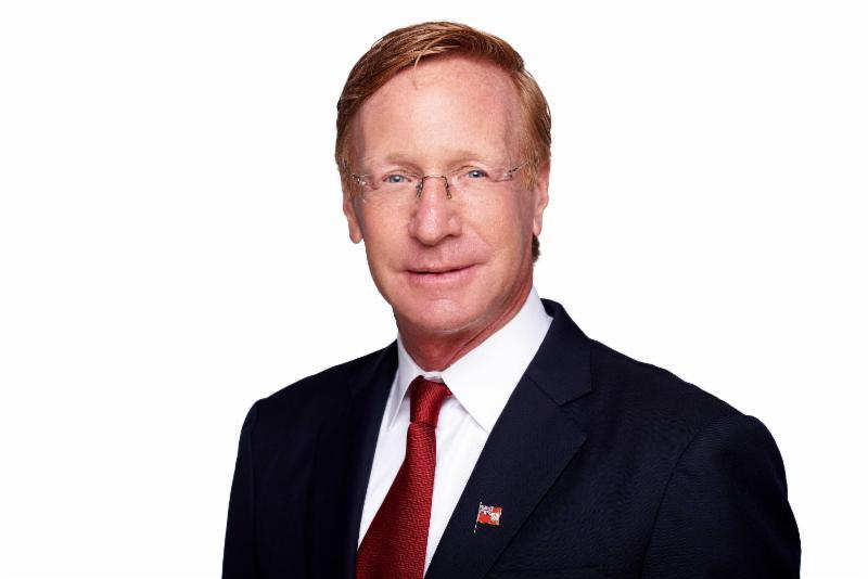 Greg Wojciechowski, Bermuda Stock Exchange CEO