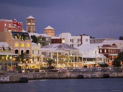 Bermuda reinsurance market