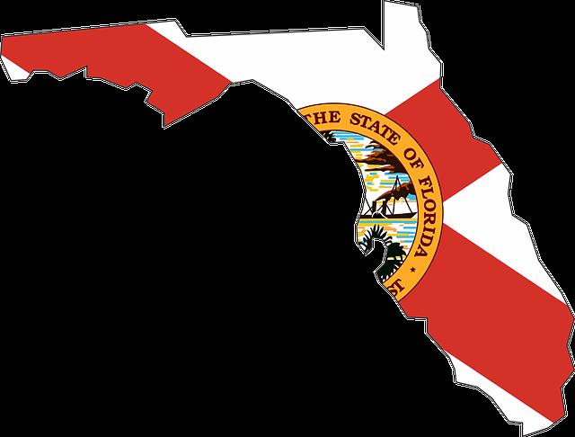 florida-map-flag