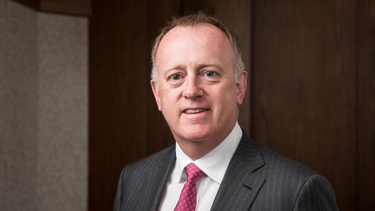 John Neal, CEO, Lloyd's