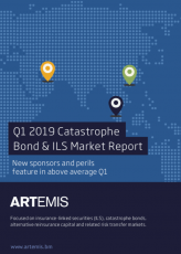 Q1 2019 Catastrophe Bond Market Report