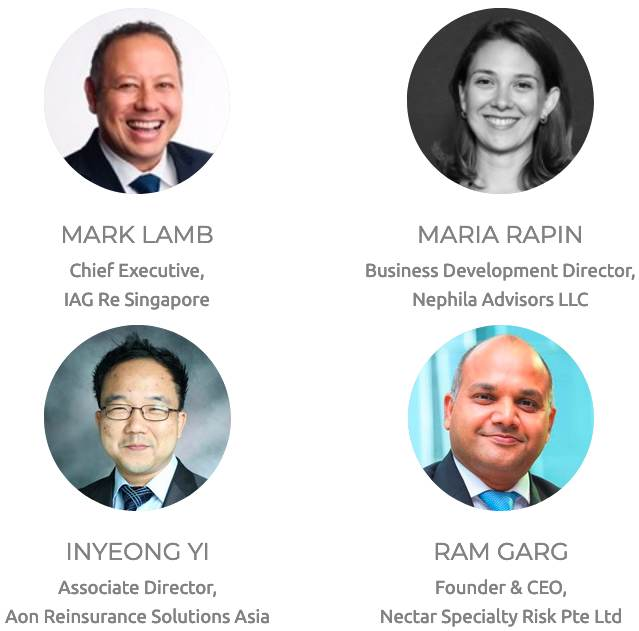 ILS Asia 2019 conference speakers