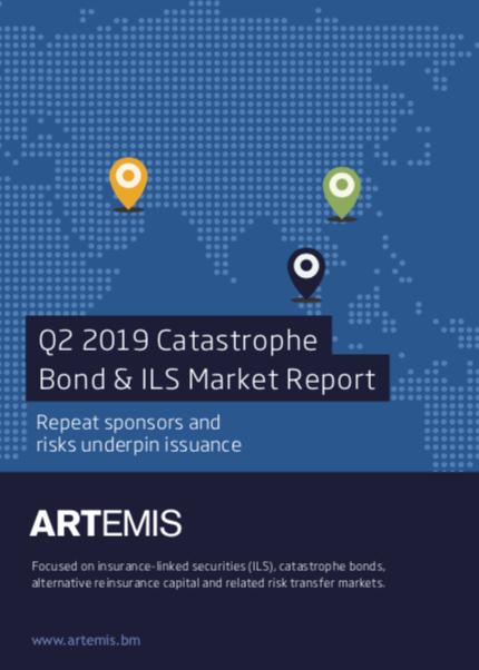 Q2 2019 Catastrophe Bond & ILS Market Report