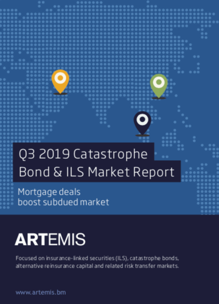 Q2 2019 Catastrophe Bond Market Report