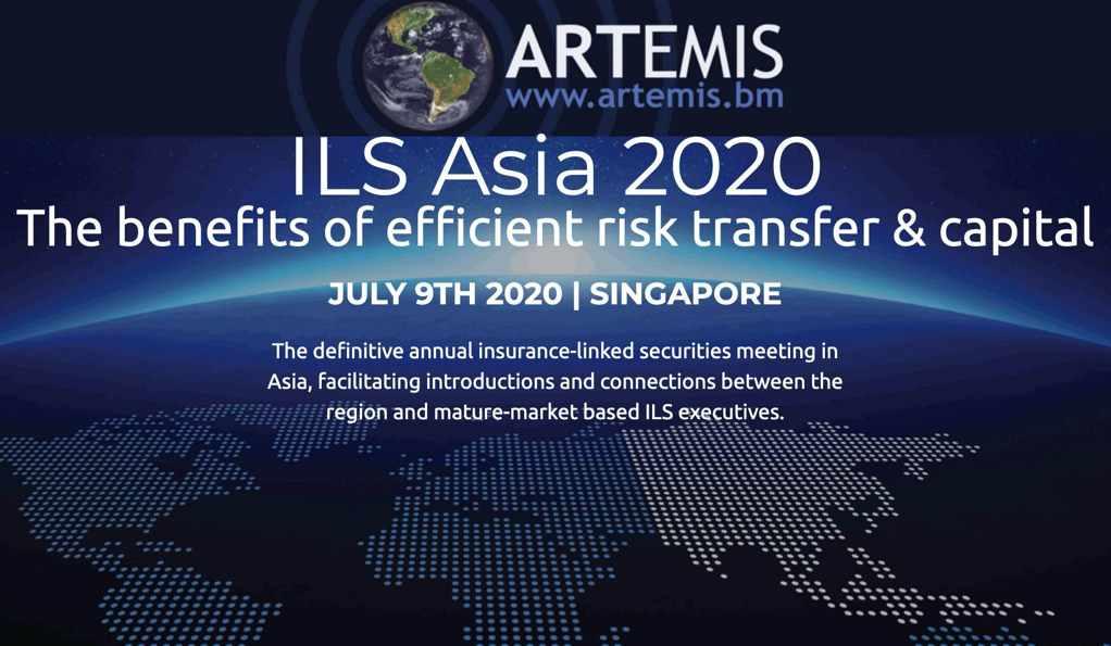 Artemis ILS Asia 2020 conference Singapore