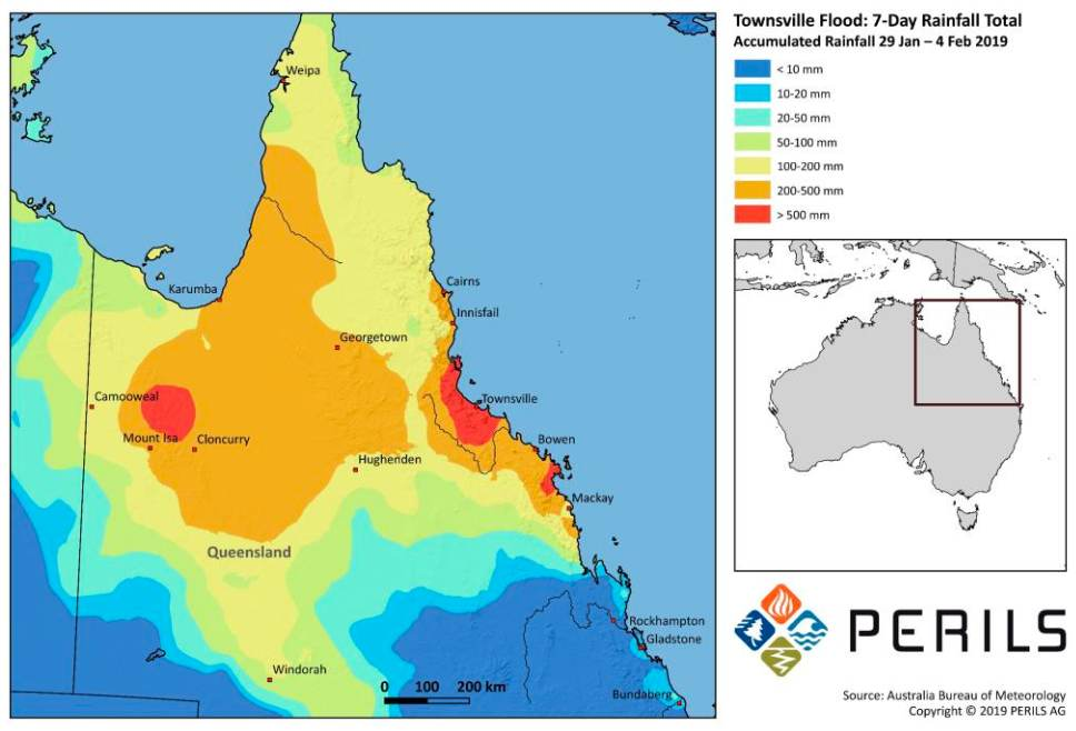 townsville-flood-insured-losses-map