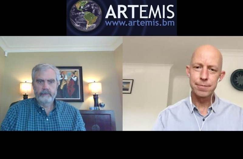 Paul Schultz, CEO, Aon Securities on Artemis Live
