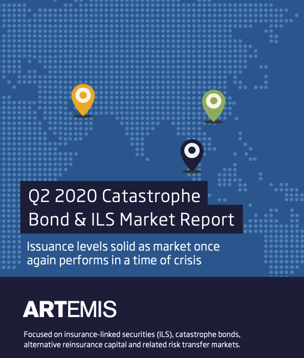 Q2 2020 catastrophe bond market report