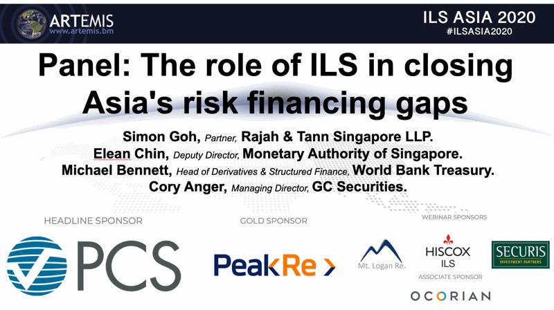 ILS Asia 2020 panel