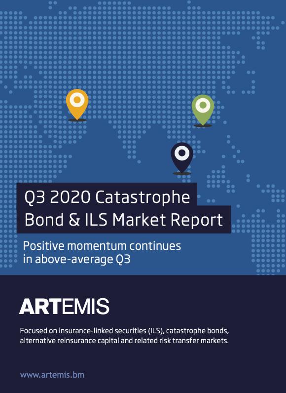 Q3 2020 catastrophe bond market report