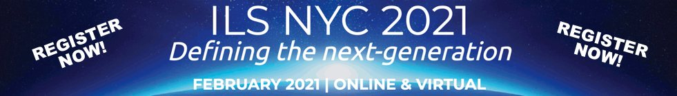 Artemis ILS NYC 2021 conference - Register now