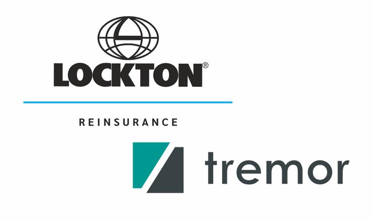 lockton-reinsurance-tremor-logos