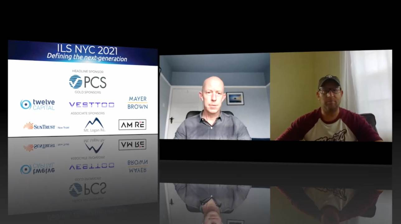 Video from ILS NYC 2021, featuring Tom Johansmeyer