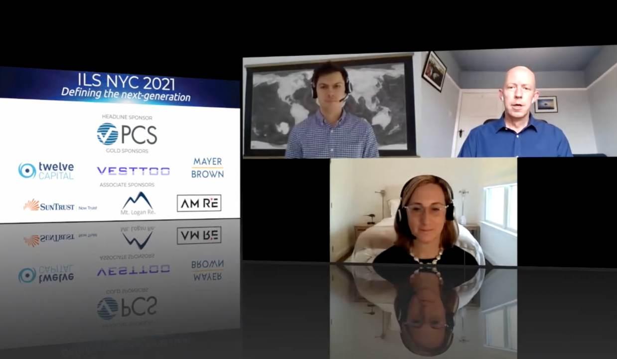Judy Klugman, Ed Johnson, Swiss Re Capital Markets