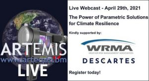 Live webcast: The Power of Parametric Solutions for Climate Resilience