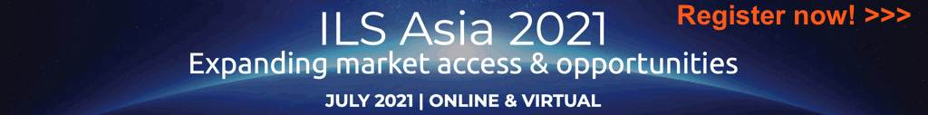 Artemis ILS Asia 2021 conference - Register to attend