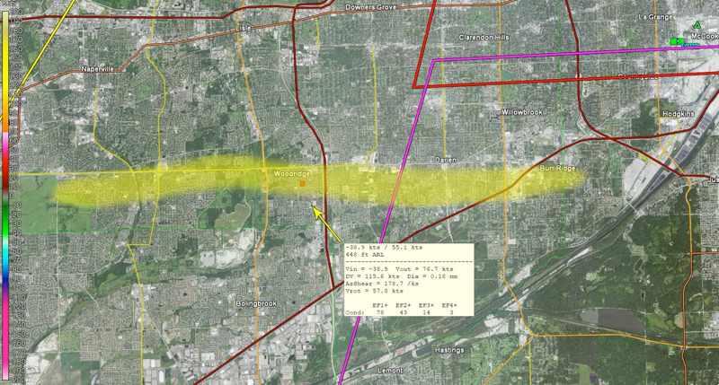 woodridge-tornado-track